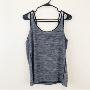 Adidas Low back Athletic Tank Top